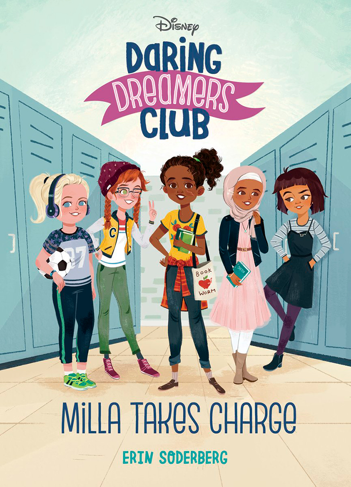 YAYBOOKS! June 2018 Roundup - Daring Dreamers Club: Milla Takes Charge