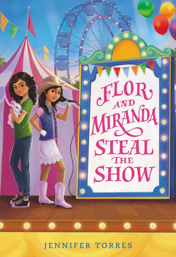 YAYBOOKS! June 2018 Roundup - Flor and Miranda Steal the Show