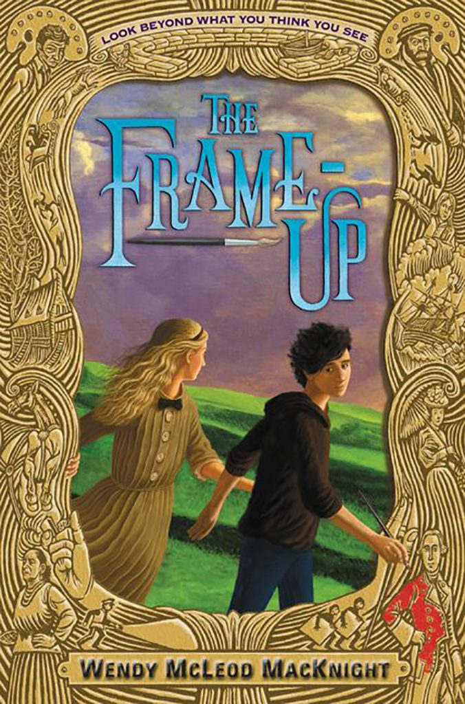 YAYBOOKS! June 2018 Roundup - The Frame-Up