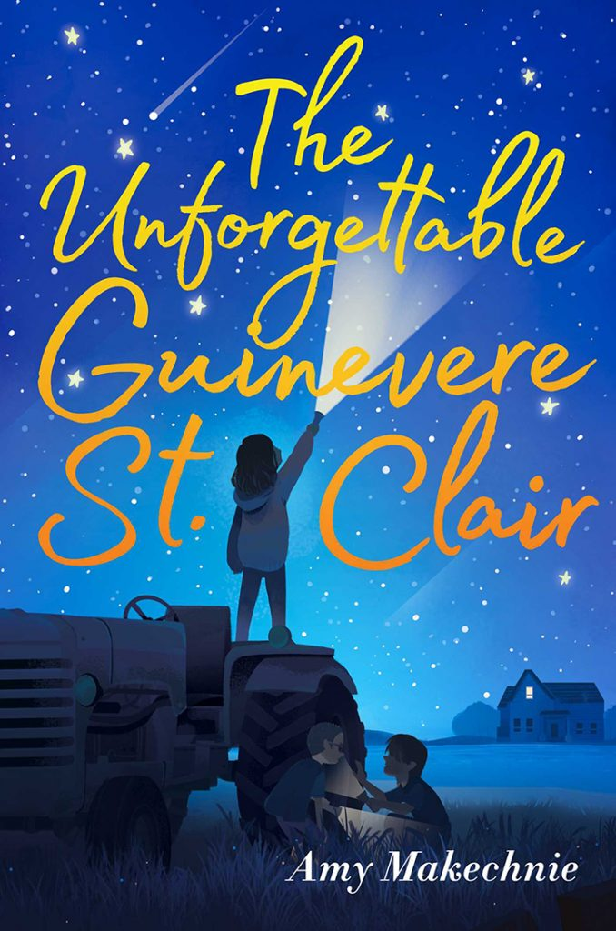 YAYBOOKS! June 2018 Roundup - The Unforgettable Guinevere St. Clair