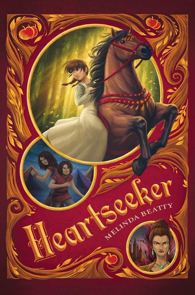 YAYBOOKS! June 2018 Roundup - Heartseeker