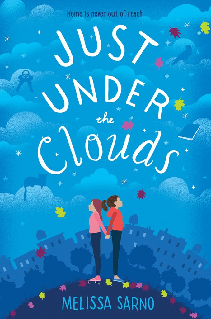 YAYBOOKS! June 2018 Roundup - Just Under the Clouds