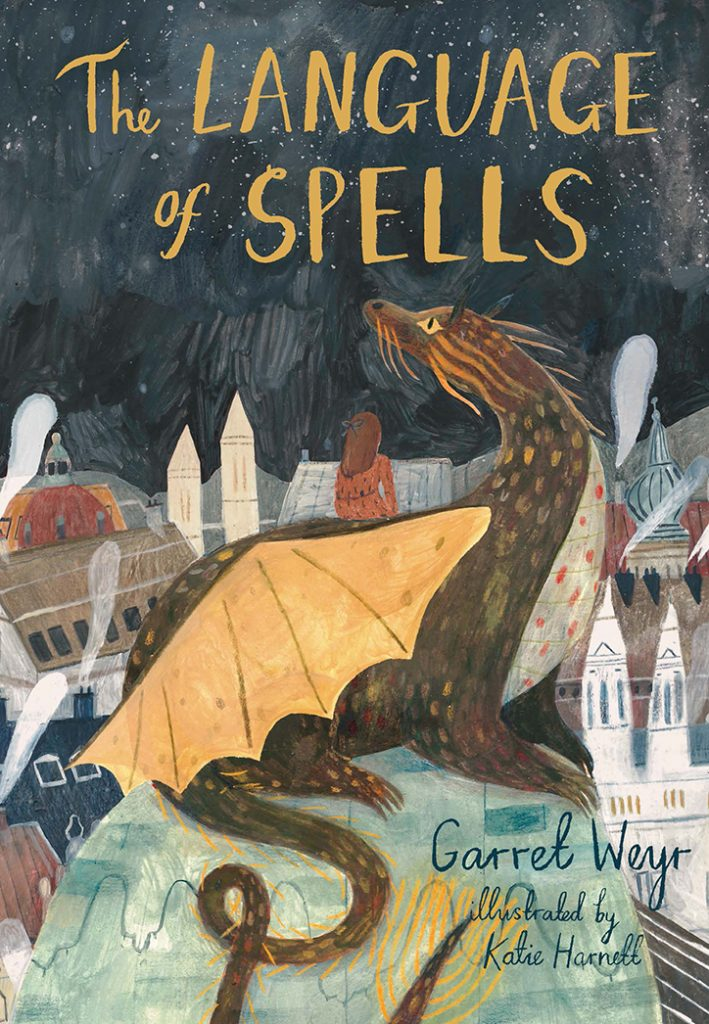 YAYBOOKS! June 2018 Roundup - The Language of Spells