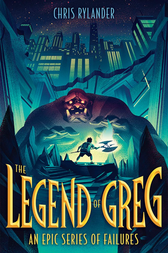 YAYBOOKS! June 2018 Roundup - The Legend of Greg