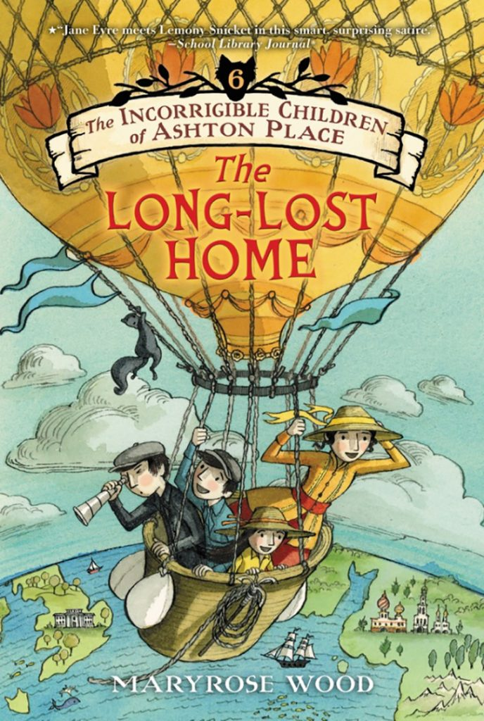 YAYBOOKS! June 2018 Roundup - The Long-Lost Home