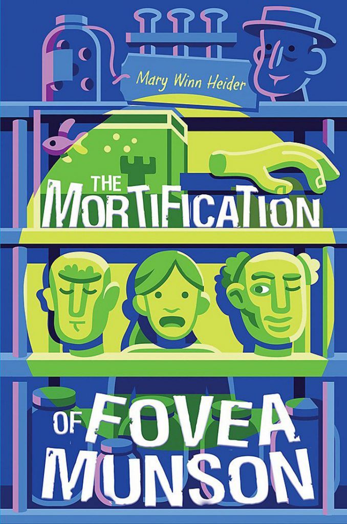 YAYBOOKS! June 2018 Roundup - The Mortification of Fovea Munson