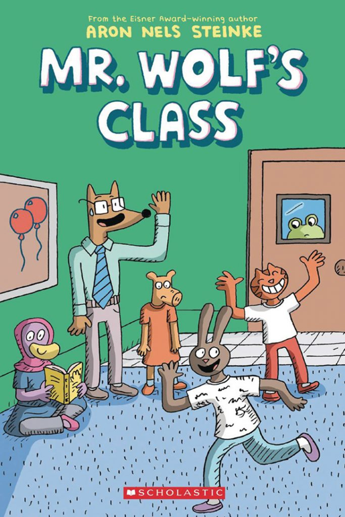 YAYBOOKS! June 2018 Roundup - Mr. Wolf's Class