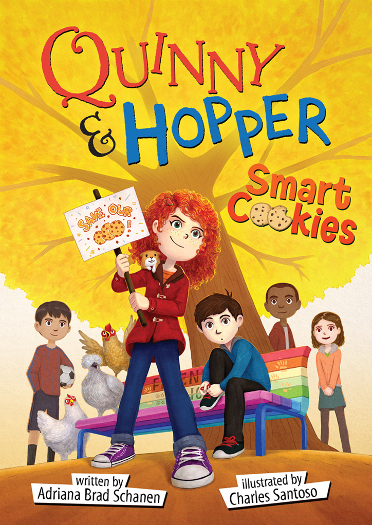 YAYBOOKS! June 2018 Roundup - Quinny and Hopper: Smart Cookies