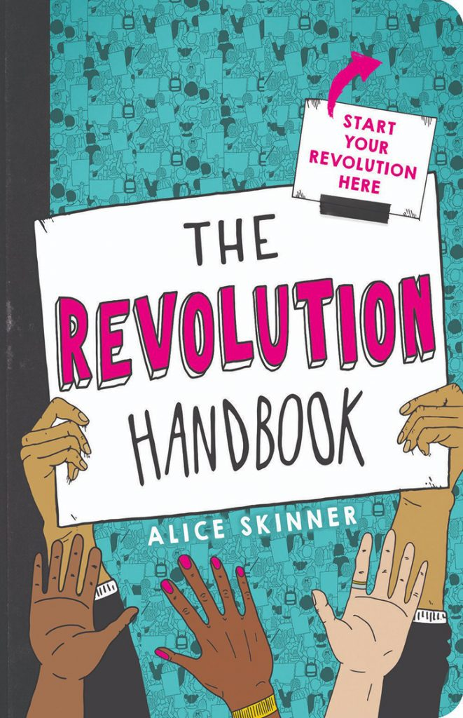 YAYBOOKS! June 2018 Roundup - The Revolution Handbook