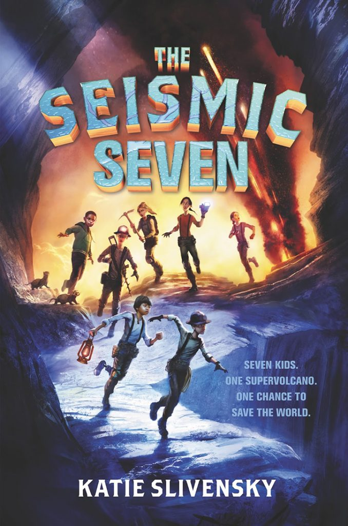 YAYBOOKS! June 2018 Roundup - The Seismic Seven