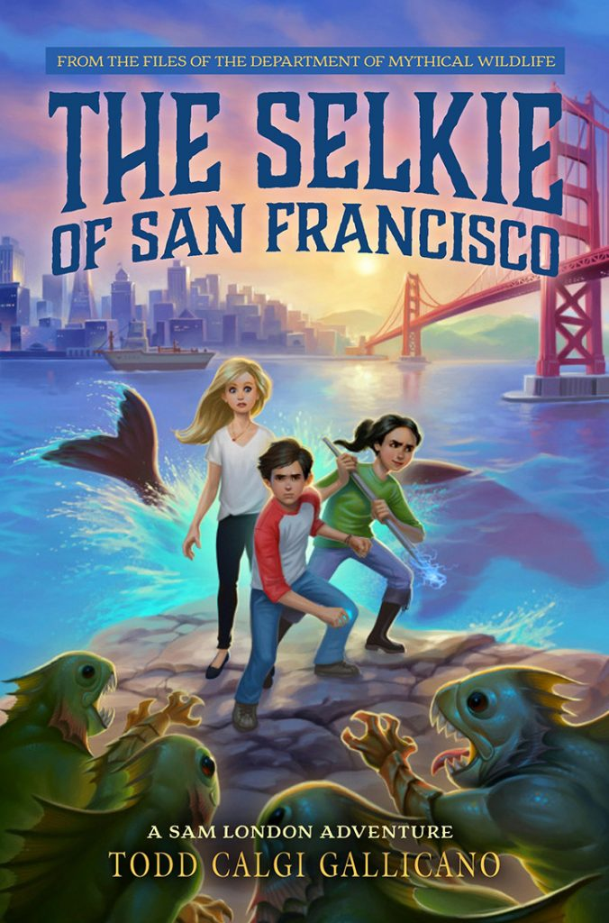 YAYBOOKS! June 2018 Roundup - The Selkie of San Francisco