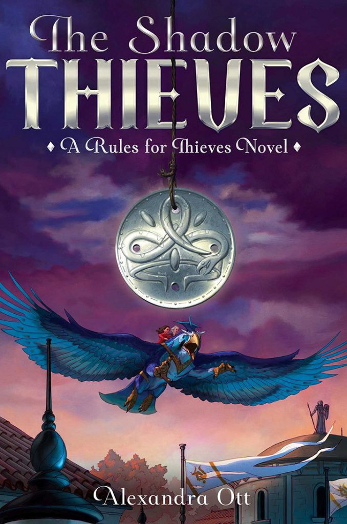 YAYBOOKS! June 2018 Roundup - The Shadow Thieves