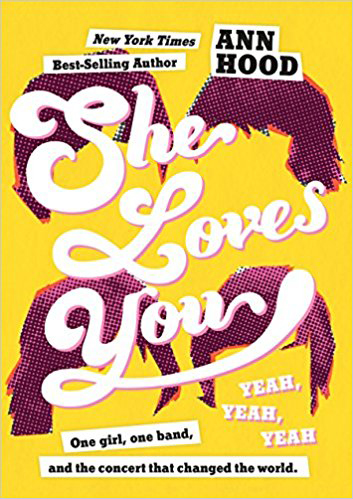 YAYBOOKS! June 2018 Roundup - She Loves You