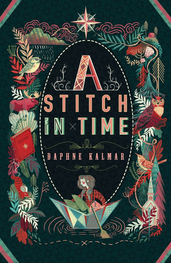 YAYBOOKS! June 2018 Roundup - A Stitch in Time