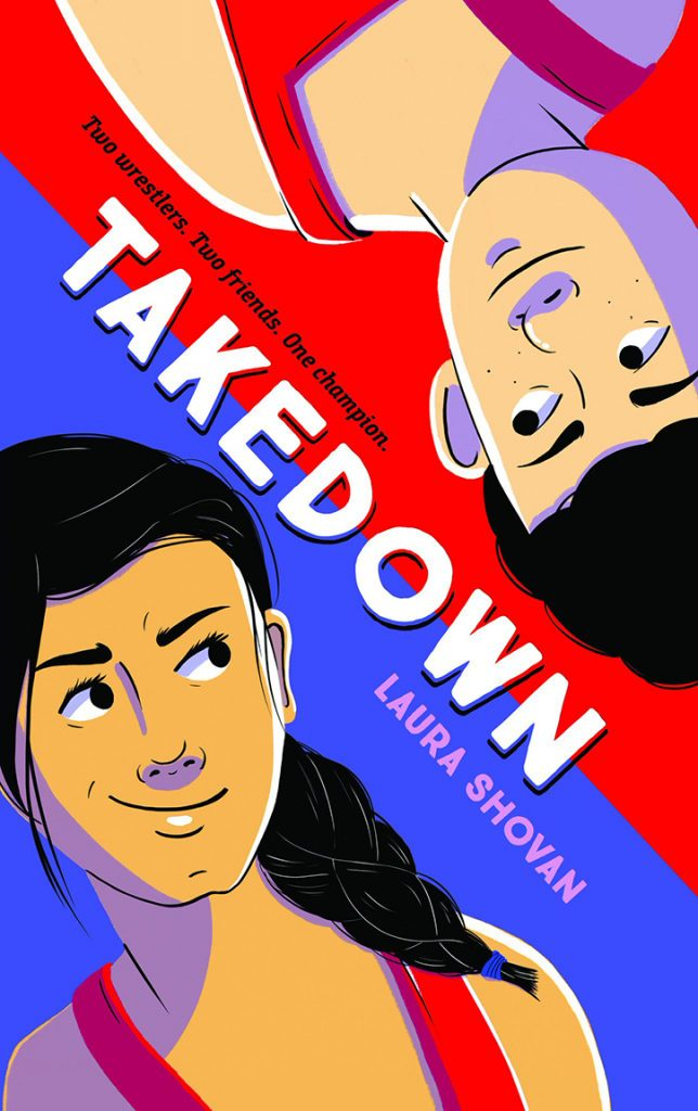 YAYBOOKS! June 2018 Roundup - Takedown