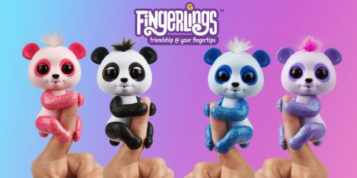 Which Fingerlings Baby Panda is the Most Adorable?
