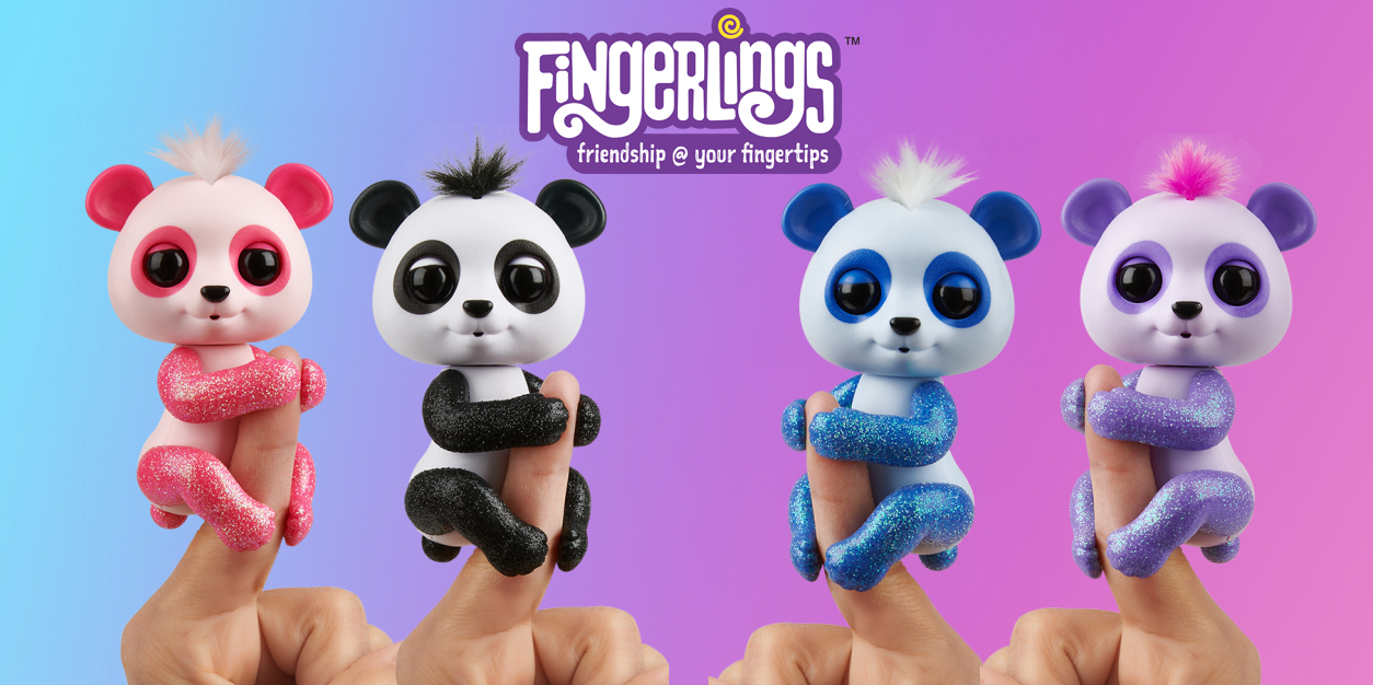 Fingerlings Baby Panda Poll