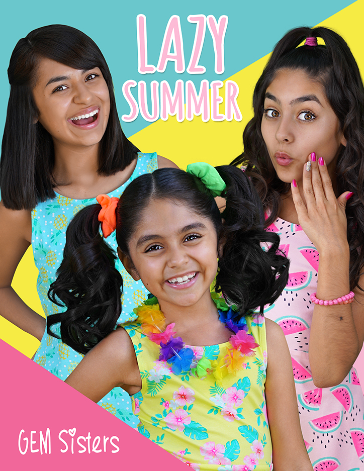 GEM Sisters chat Lazy Summer + GIVEAWAY