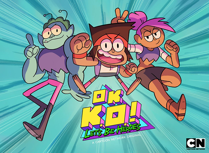 Here's the OK K.O.! Let's Be Heroes Character You Relate to Most