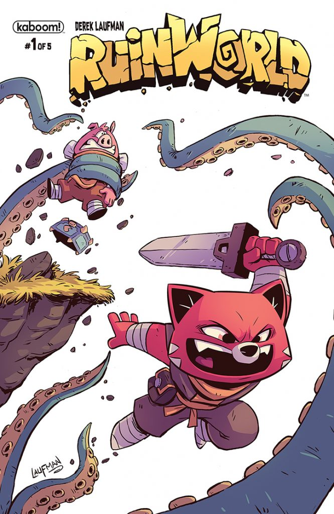 RuinWorld #1 - PREVIEW