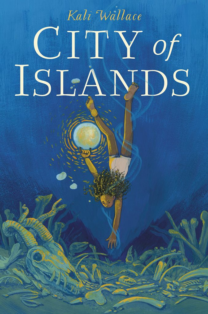 YAYBOOKS! July 2018 Roundup - City of Islands