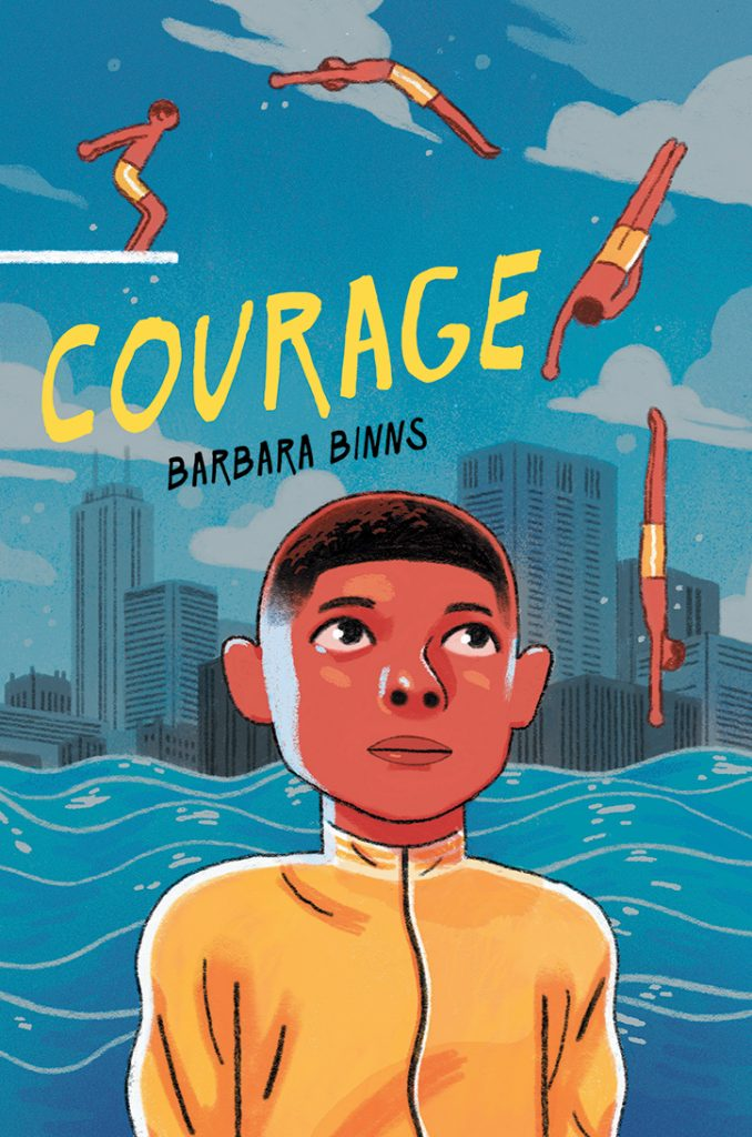 YAYBOOKS! July 2018 Roundup - Courage