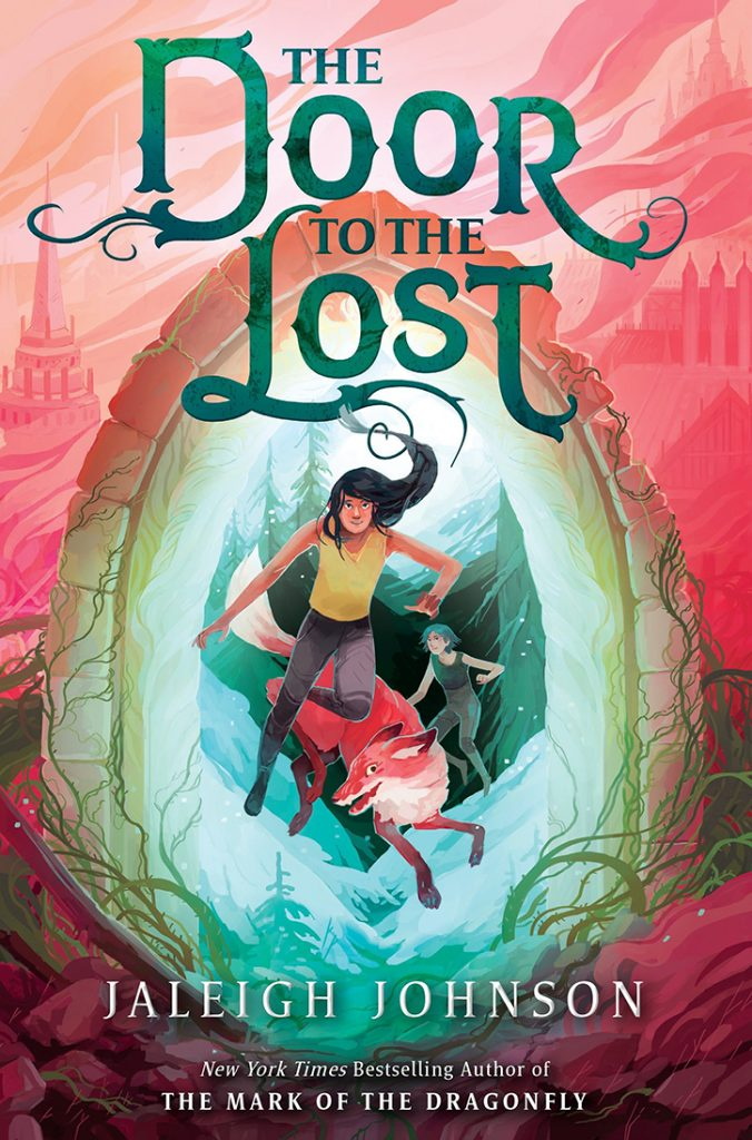 YAYBOOKS! July 2018 Roundup - The Door to the Lost