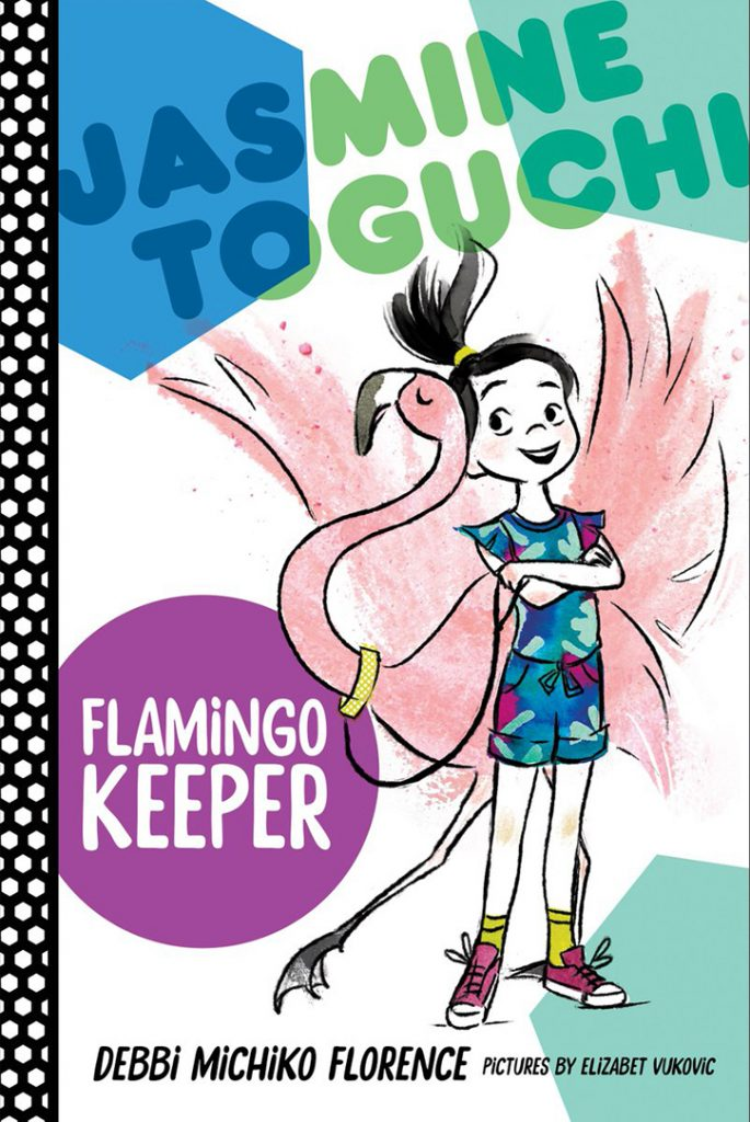 YAYBOOKS! July 2018 Roundup - Jasmine Toguchi: Flamingo Keeper