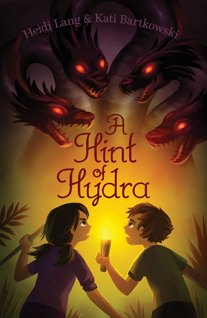 YAYBOOKS! July 2018 Roundup - A Hint of Hydra
