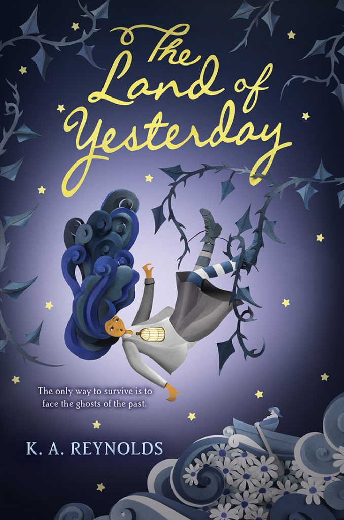 YAYBOOKS! July 2018 Roundup - The Land of Yesterday