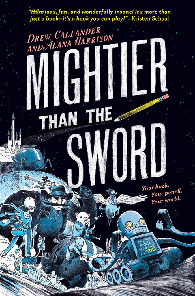 YAYBOOKS! July 2018 Roundup - Mightier Than the Sword