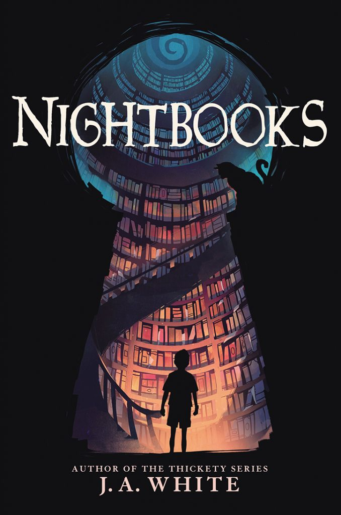 YAYBOOKS! July 2018 Roundup - Nightbooks
