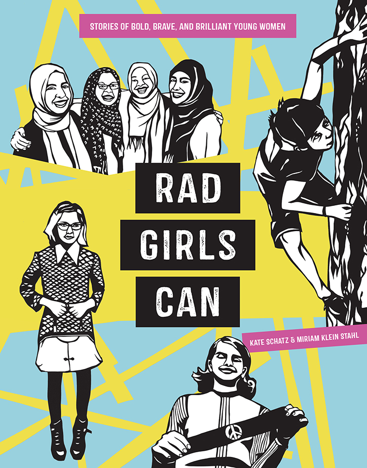 YAYBOOKS! July 2018 Roundup - Rad Girls Can