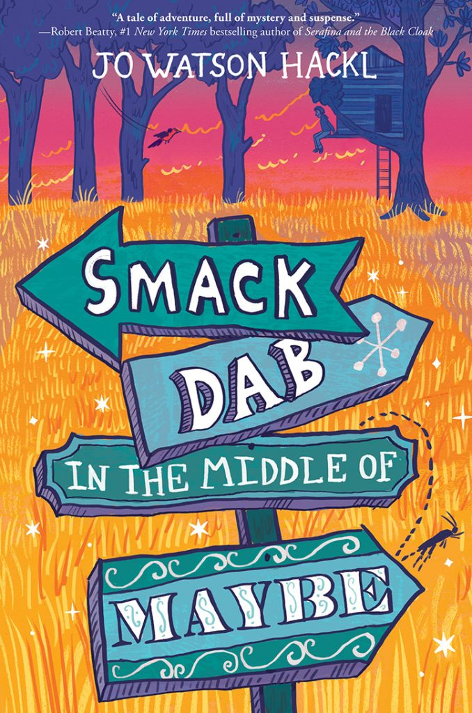 YAYBOOKS! July 2018 Roundup - Smack Dab in the Middle