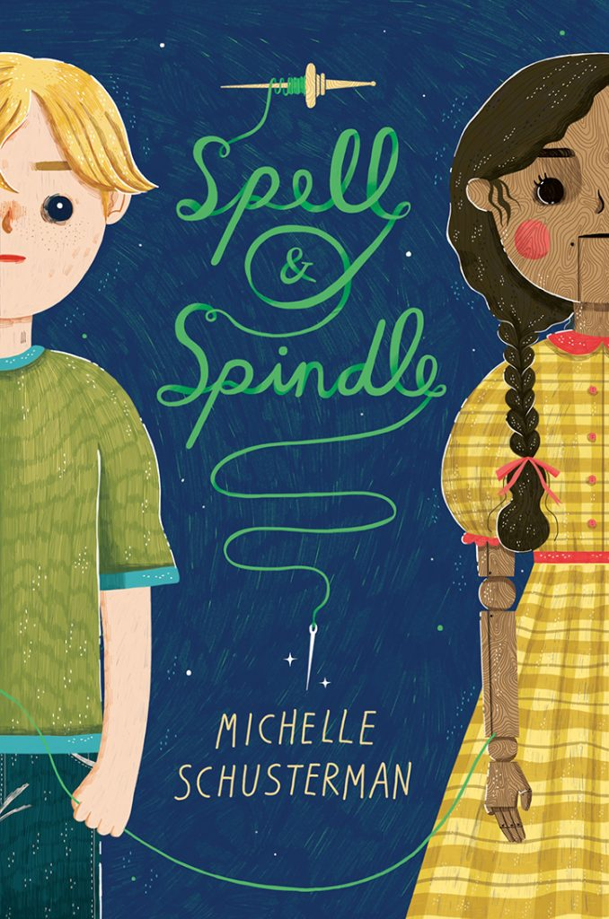 YAYBOOKS! July 2018 Roundup - Spell and Spindle