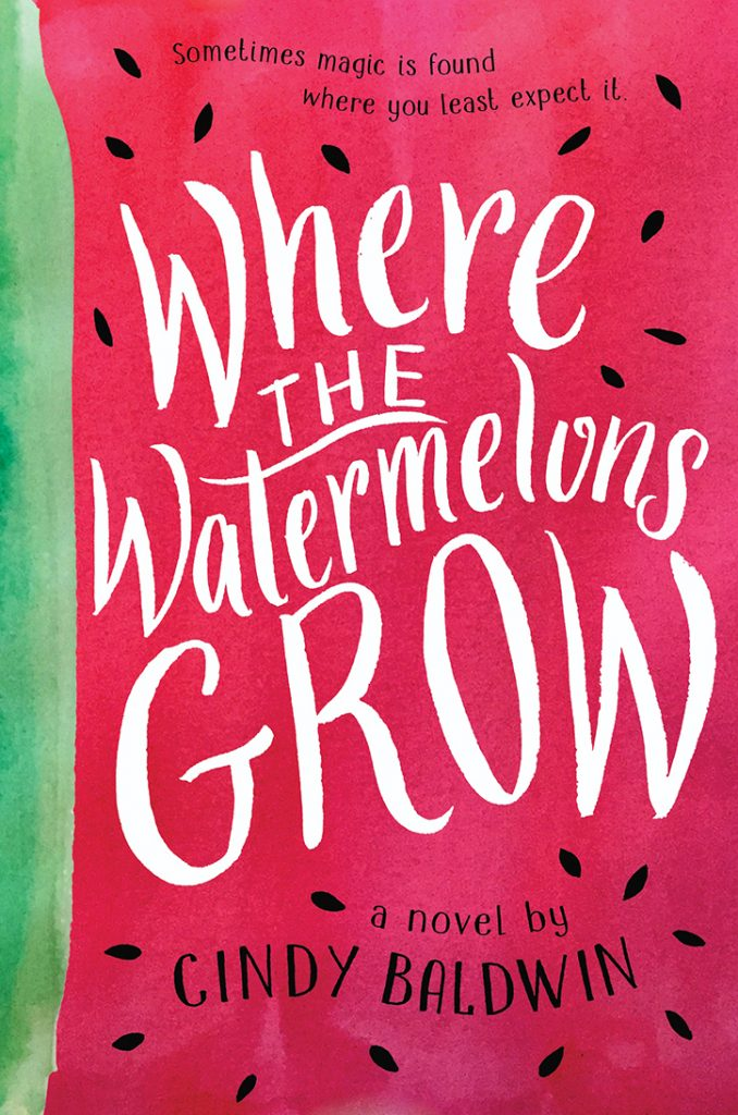 YAYBOOKS! July 2018 Roundup - Where the Watermelons Grow
