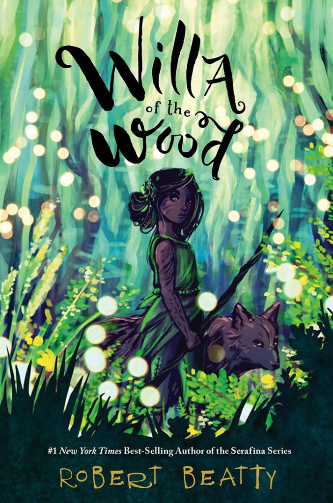 YAYBOOKS! July 2018 Roundup - Willa of the Wood
