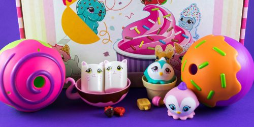 Enter the Delectable World of CakePop Cuties