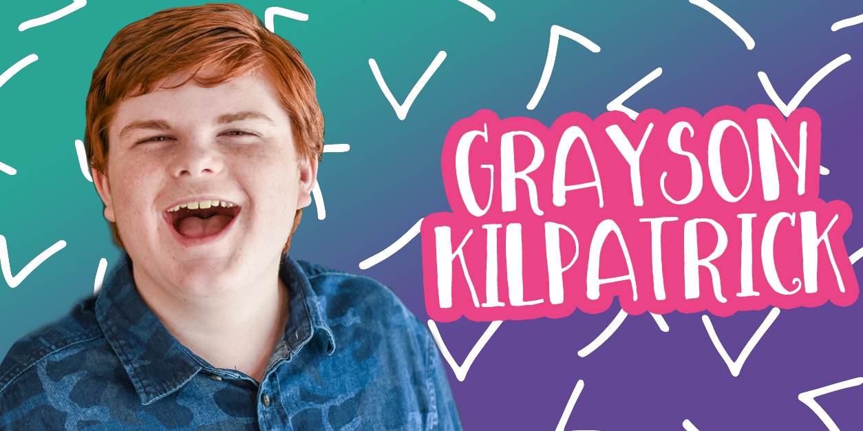 Get to Know Grayson Kilpatrick