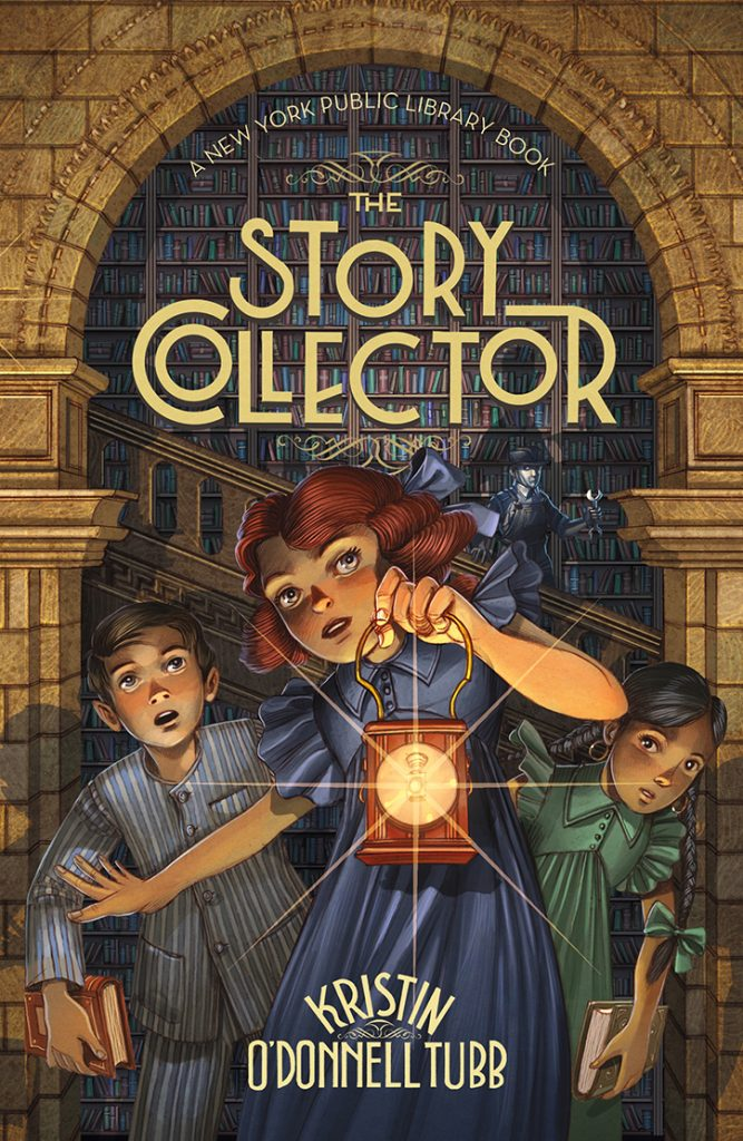 10 Fun Facts About The Story Collector by Kristin O'Donnell Tubb