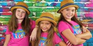 Get to Know the Wild Adventure Girls