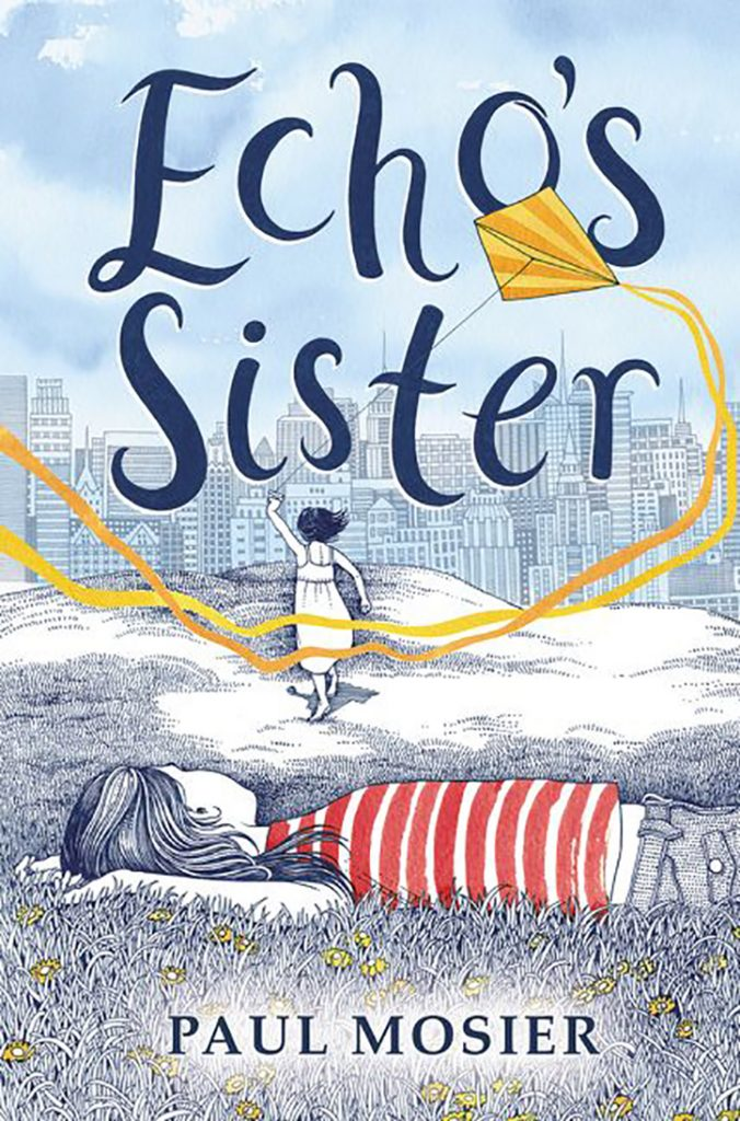 YAYBOOKS! August 2018 Roundup - Echo's Sister