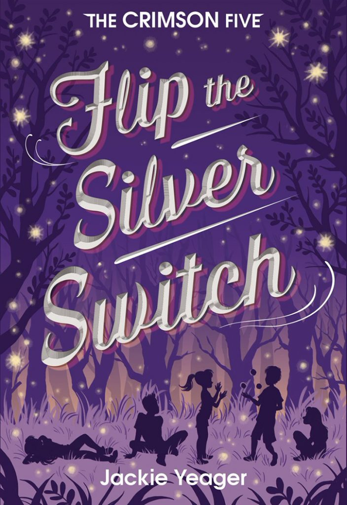 YAYBOOKS! August 2018 Roundup - The Crimson Five: Flip the Silver Switch