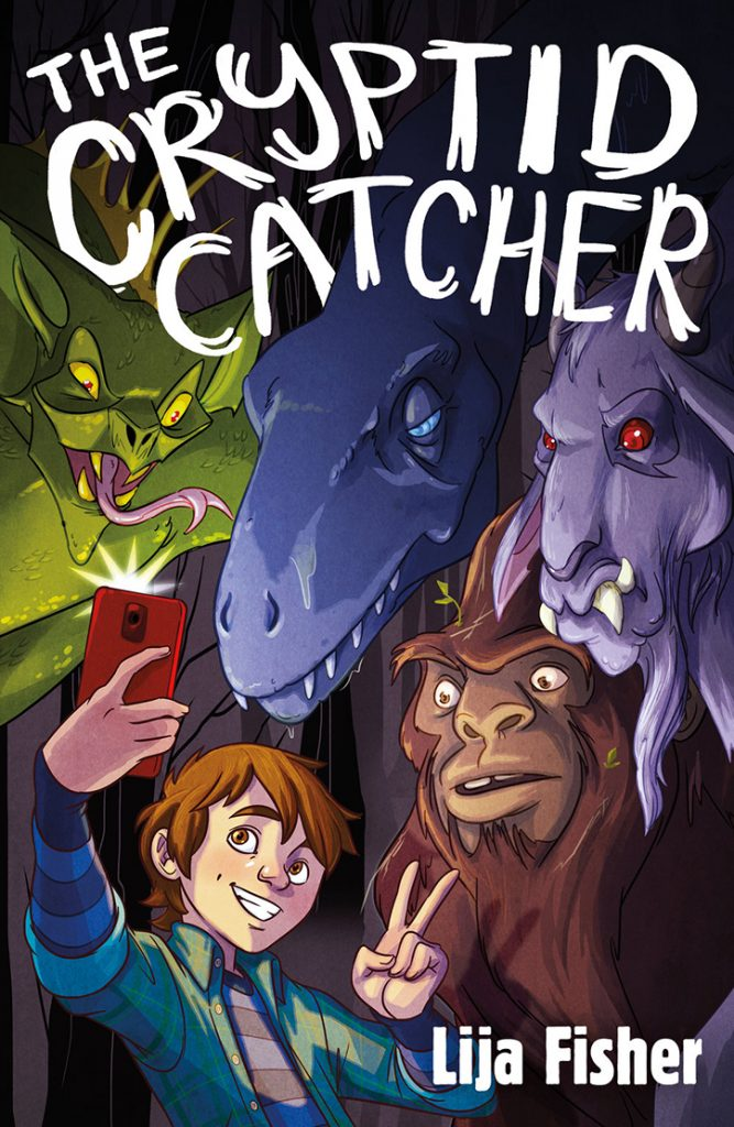 YAYBOOKS! August 2018 Roundup - The Cryptid Catcher