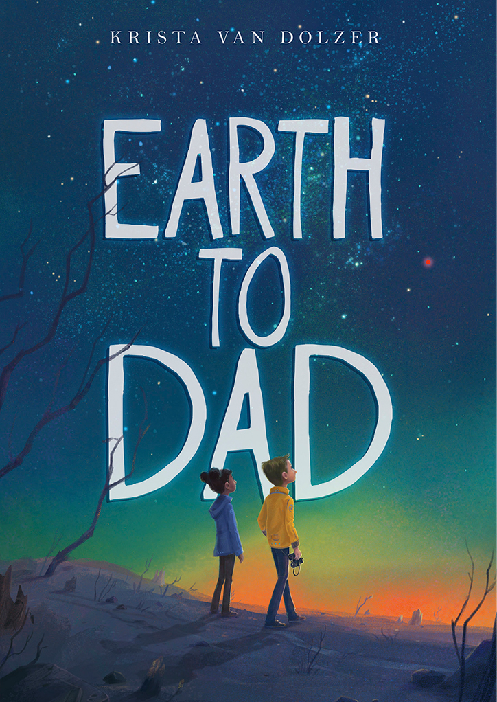 YAYBOOKS! August 2018 Roundup - Earth to Dad