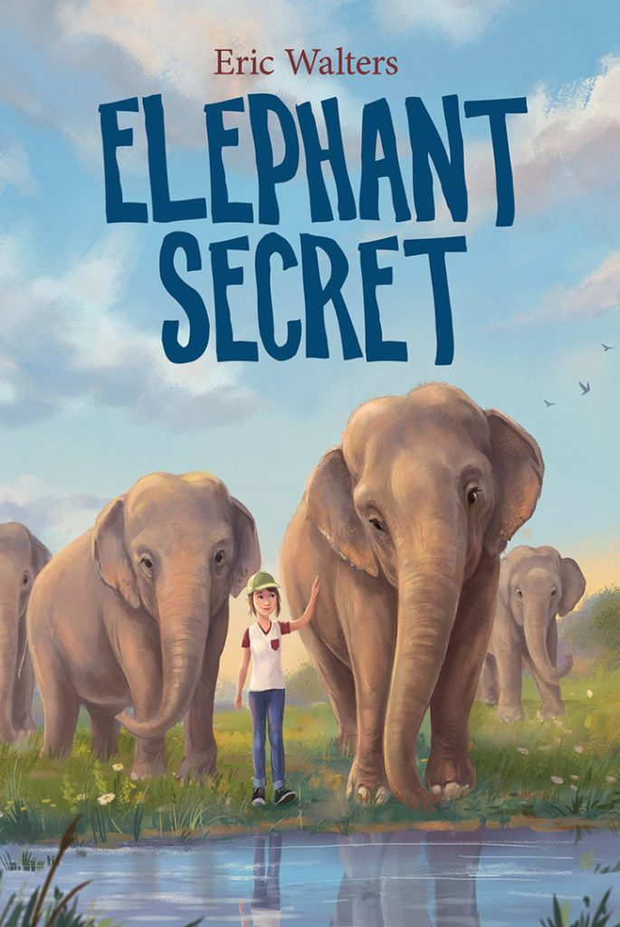YAYBOOKS! August 2018 Roundup - Elephant Secret