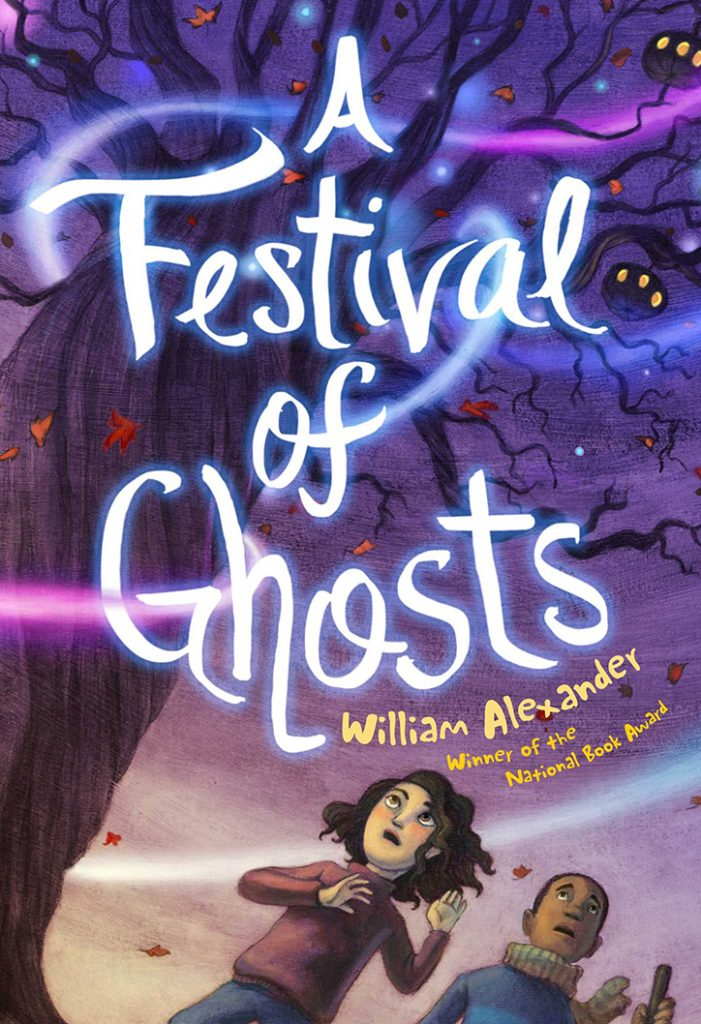 YAYBOOKS! August 2018 Roundup - A Festival of Ghosts