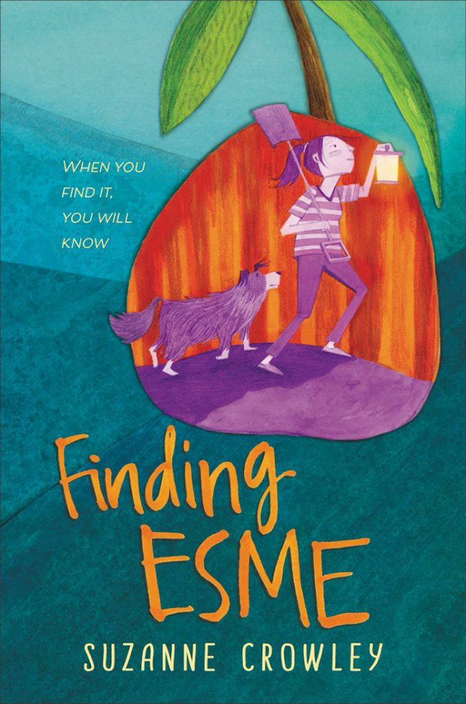 YAYBOOKS! August 2018 Roundup - Finding Esme