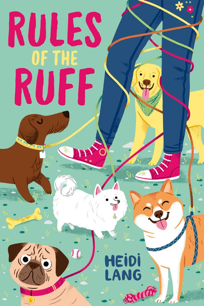 YAYBOOKS! August 2018 Roundup - Rules of the Ruff