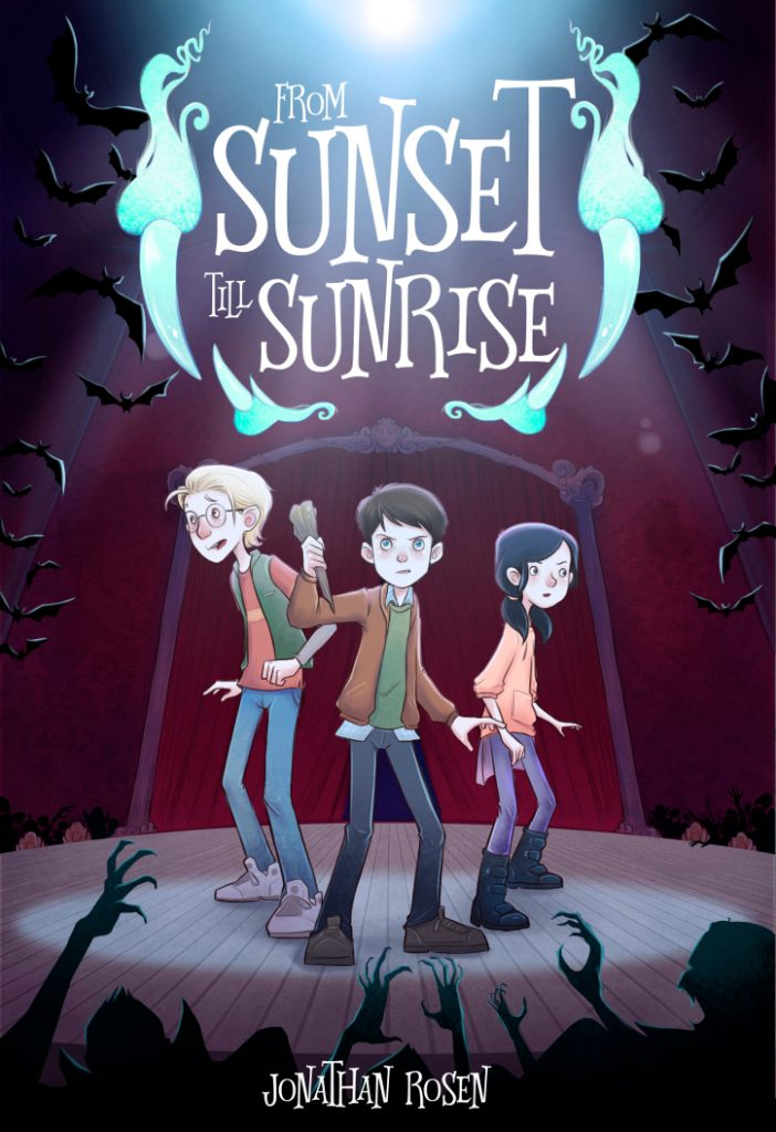 YAYBOOKS! August 2018 Roundup - From Sunset Till Sunrise